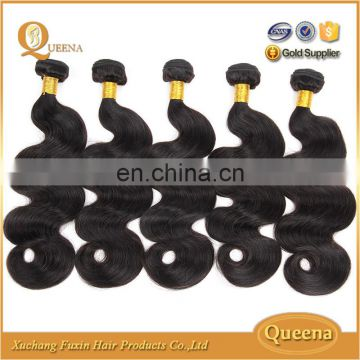 8a grade top quality body wave 100% human hair unprocessed wholesale virgin brazilian hair