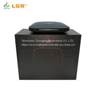 2018 New TV box ZJBOX T10 digital terrestrial receiver scan