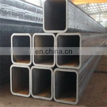 Rectangular Section galvanized Hollow steel pipes ASTM A500, ASTM A53/A106 G.B