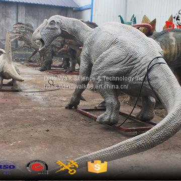 Animatronic outdoor dinosaur simulation big display decoration model