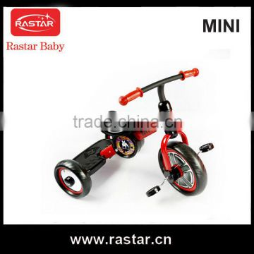 RASTAR MINI licensed New design Plastic baby cycles with comfortable seater