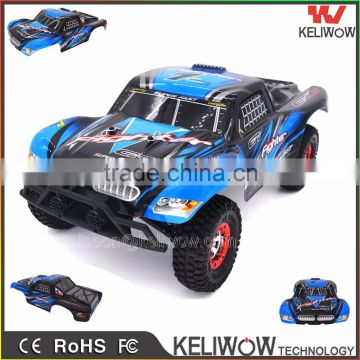 2.4G 4WD 1:12 Full Scale Remote Control Hobby RC Truck Model                                                                         Quality Choice