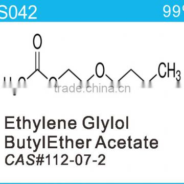 2-Butoxyethyl acetate/Ethylene glycol monobutyl ether acetate 112-07-2