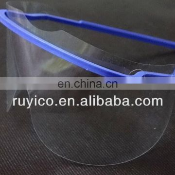 Disposable Surgical face shield,disposale goggle