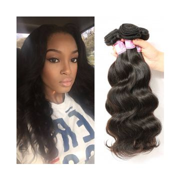 No Lice Natural Black 10inch  8A 9A 10A  Virgin Human Hair Weave Malaysian