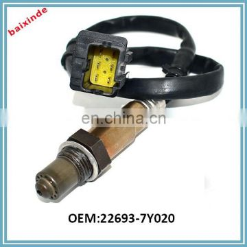 BAIXINDE BRAND MADE FOR NISSAs Car Accessory Auto Sensors Lambda Oxygen Sensor 22693-7Y020