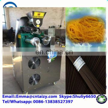 Rice noodle maker machine cold noodle machine pasta extruding machine