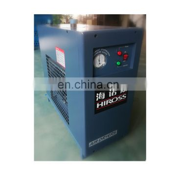 1.5Nm3/min Air Cooling  Refrigerated  Air Dryer for Air Compressor
