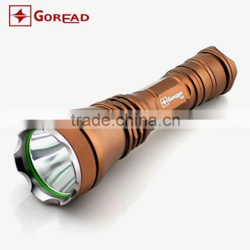 GOREAD Y27 High bright rechargeable led flashlight
