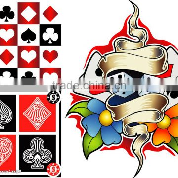 PLASTIC PRINTABLE CUSTOM POKER