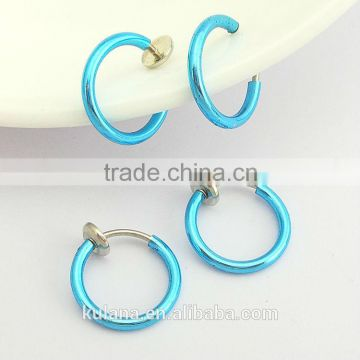 15 mm Wide Spring Factory Wholesale Colored Eyebrow Piercing Jewelry