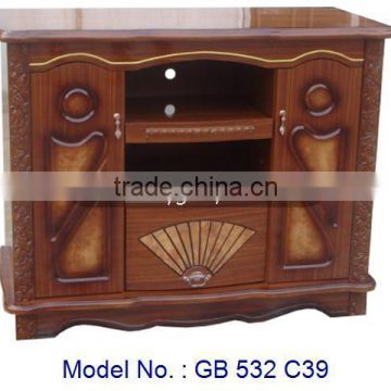Living Room Furniture Modern Wood TV Stand Cabinet, living room tv ...
