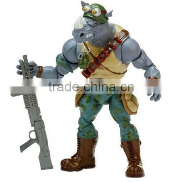 Articulated movable action figure,Movable plastic actoin figure, Movable pvc action figure