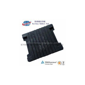 Railway Pad For Track For Railway Fastening System, Railroad Railway Pad For Track , Shanghai Supplier Railway Pad For Track