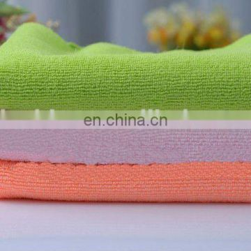 100%poly microfiber soft towel for salon hairdressing