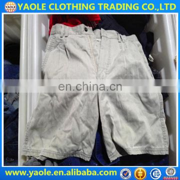 men short pants second hand clothes wholesale used clothes in bulk