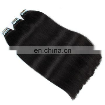 Tape Hair Extension, Brazilian Virgin Hair Extension Human Hair Storage Fast Shipping