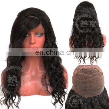 wholesale high quality brazilian full lace wigs brazilian virgin hair 100% brazilian virgin hair full lace wigs