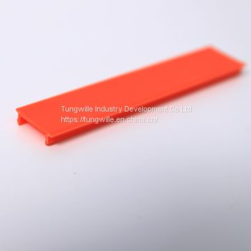 carbon fiber extrusion plastic strip for weaving pp tube