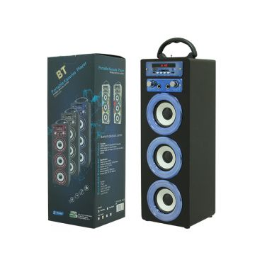 Karaoke Player Use Speaker OEM Design Home theatre System Stereo BT Surround Sound 1200ah Battery USB for Party