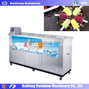 Industrial Made in China Popsicle Stick Maker Machine Small shop use Ice pop making machine / Popsicle machine
