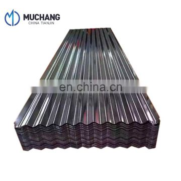 High-quality YX 18-80-850 galvanized type of roofing sheets