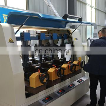 Fully automatic CNC thermal barrier assembly machines_Crimping machine