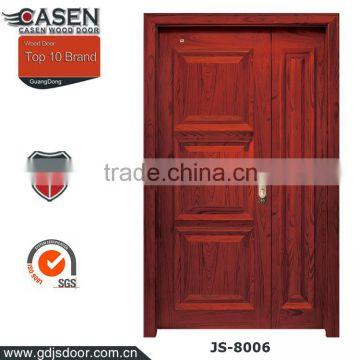 Oak Main Entry Door Double Wood