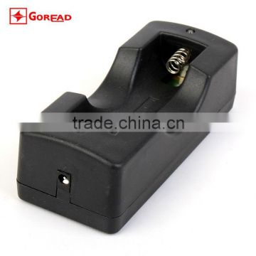 Goread black plastic 18650 battery holder