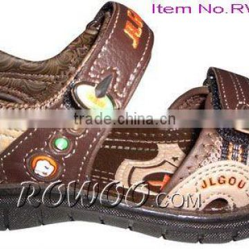 2011 kids summer sandal shoes RW17023