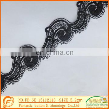 new design hot sale frontal lace fabric wholesale to dubai