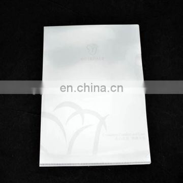 design customized promotional A4 plastic document holder