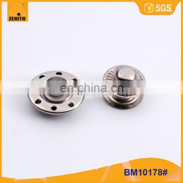 Custom Metal Snap Button for DenimJean Manufacturer BM10178