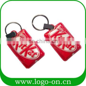 Top Quality Funny Pvc Led And Eva Personalized Keychain Manufacturers
