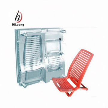 plastic mold making taizhou factory beach chair mold making of
