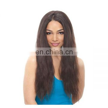 Brazilian Virgin Kinky Straight Hair Weave 3bundles 100% Unprocessed Human Hair Extensions Can Be Dyed and Bleached