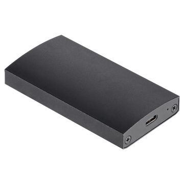 M.2 NGFF Type-C SSD hard drive case to M.2 aluminum shell External hdd enclosure for 2242