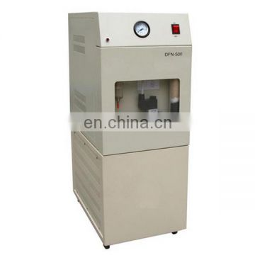DFN-500 high accurate precise 99.99% nitrogen generator