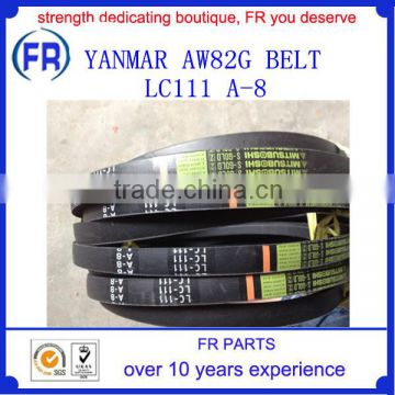 YANMAR AW82G LC111 A-8 V BELT of YANMAR from China Suppliers