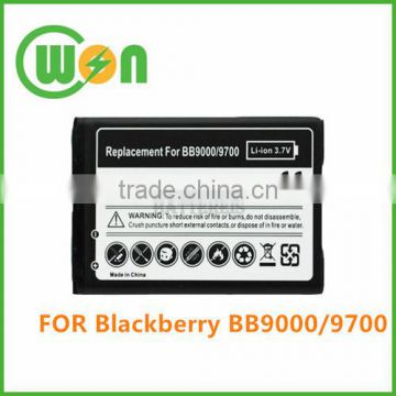 Replacement Battery for Blackberry BB 9000 9700 Mobile/Cell Phone Battery