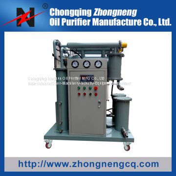 Single Stage Vacuum Portable Type Dielectric Oil Purifier