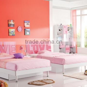 RD103 sweet girl cherry princess bedroom set 2015 alibaba new ...
