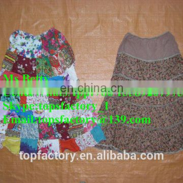 Cream Quality used bundle brand shoes clothes for sale