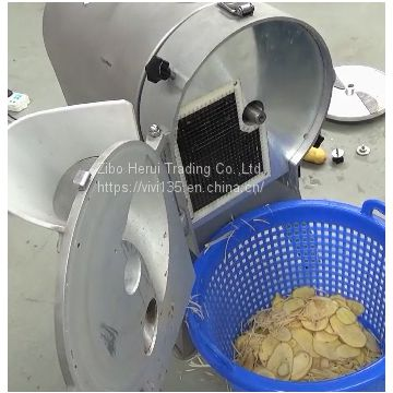 Restaurant / hotel / kitchen vegetable cutting machine