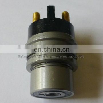 Diesel fuel pump common rail solenoid valve F00RJ02703