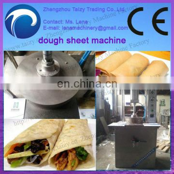mini spring roll making machine