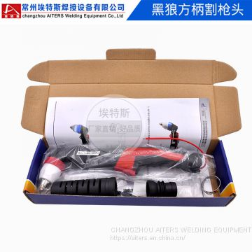 quality goods Black Wolf Black wolf p80 Black wolf straight handle cutting gun assembly CNC cutting gun head p80 black wolf sleeve
