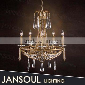 modern wholesale french wrought iron antique reproduction pendant light candle chandelier