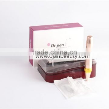 Micro Needle Pen derma roller Wrinkle Remove Home Use Skin Derma Equipment Pen Rechargeable