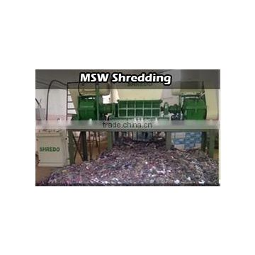 Good quality for Waste Plastic shredder